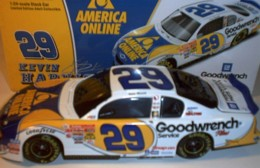 Harvick, Kevin #29 America on Line 1/24 Action
