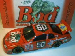 """Louie"" #50 Budweiser 1/24 Action 1998 Dark Window Chevy"