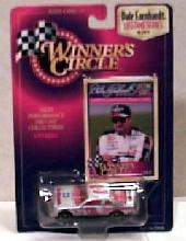 #3 Silver Monte Carlo 1/64 by Winners Circle