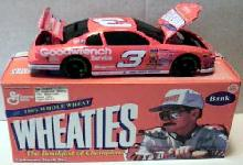 #3 Wheaties 1997 RCCA Dark Window Bank 1/24