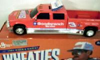 #3 Wheaties Chevy Dually Bank by RCCA 1/24