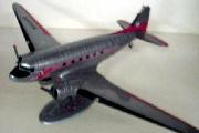 Mobil DC-3 by Ertl 1/72 scale