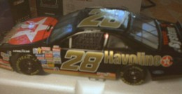 #28 Black and Gold Havoline