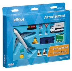 Jet Blue Airline Play Set