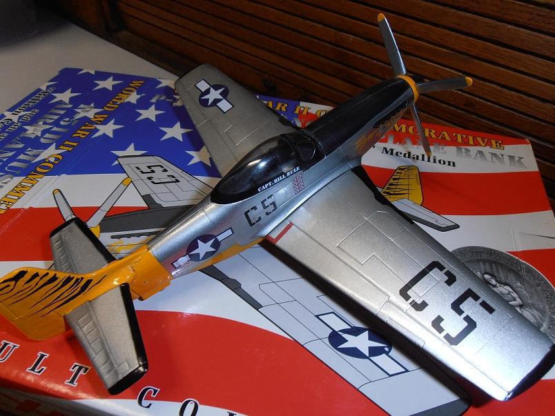 P-51 D Mustang flown by Capt Bill Rule 1/48 scale by Spec
