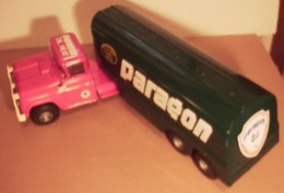 Paragon Oil Buddy L Truck