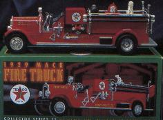 Texaco #15 1929 Mack Fire Truck
