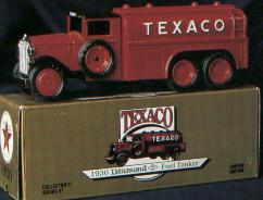 Texaco #7 1930 Diamond T Tanker