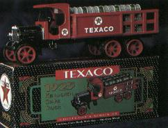 Texaco#9 1925 Kenworth Stakebed